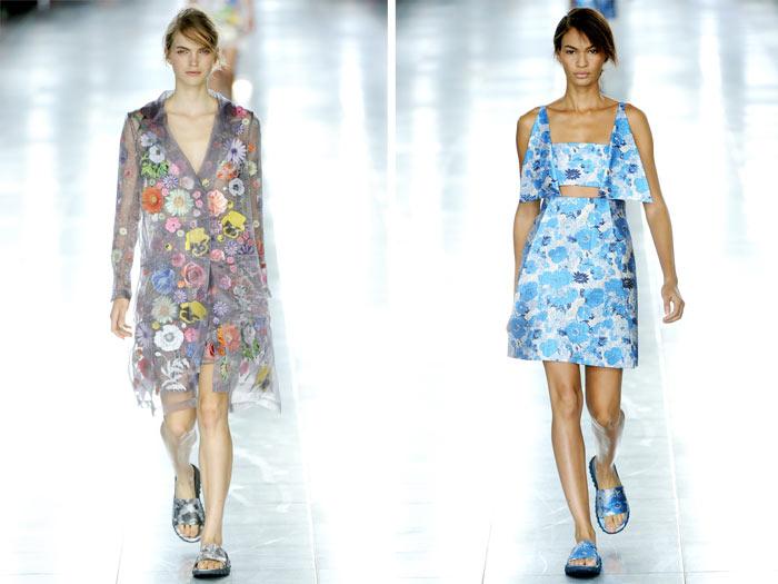 Christopher Kane Spring 2012 | London Fashion Week