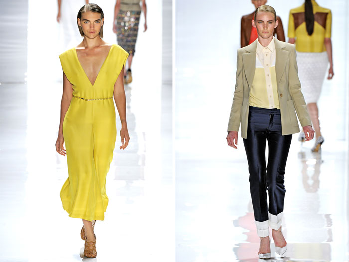 Derek Lam Spring 2012 | New York Fashion Week
