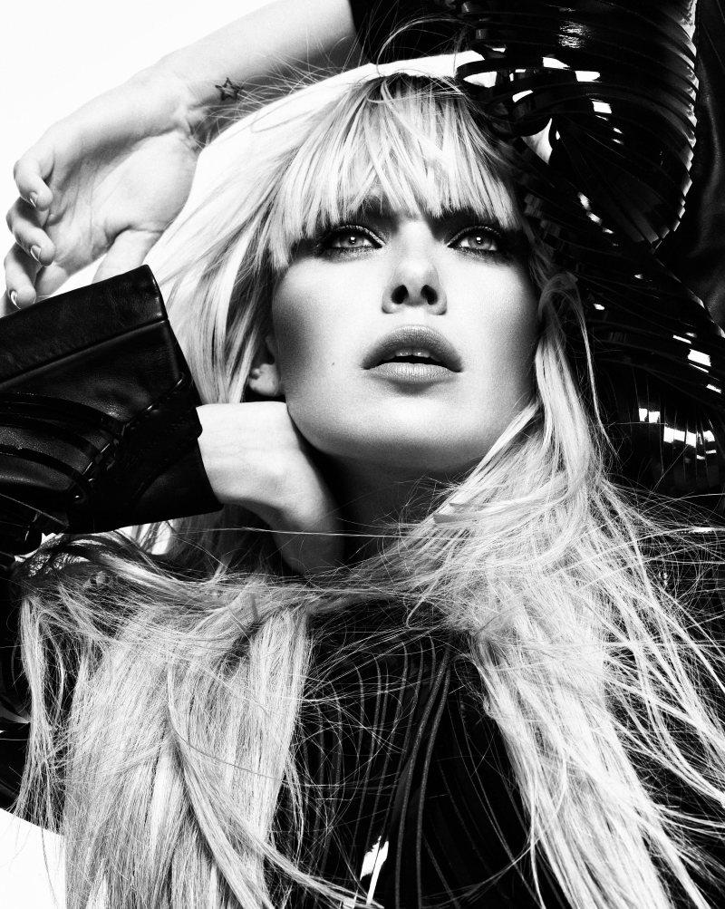 Dewi Driegen by Duy Quoc Vo for V Magazine Online