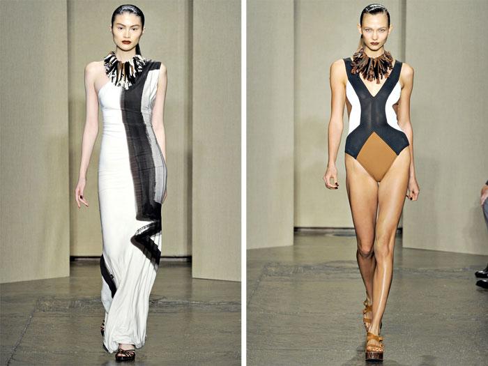 Donna Karan Spring 2012 New York Fashion Week Fashion Gone Rogue