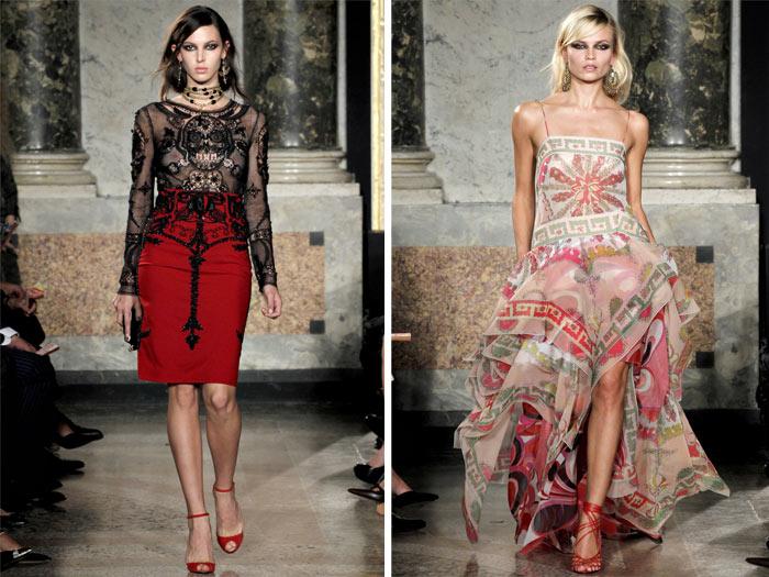 Emilio Pucci Spring 2012 | Milan Fashion Week