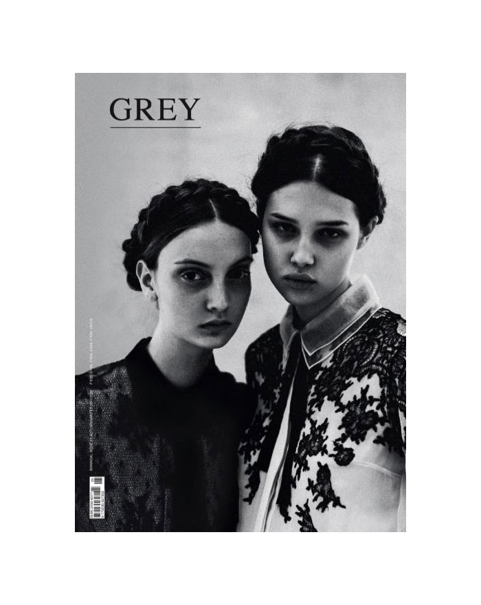 Anais Pouliot & Codie Young for Grey #5 by Chadwick Tyler (Cover)