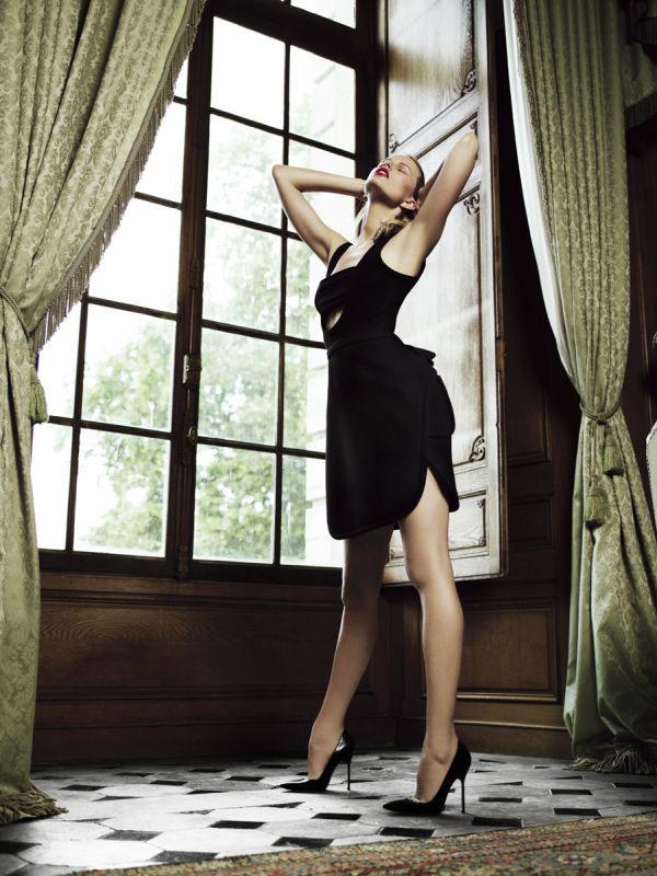 Morning Beauty | Karolina Kurkova by Willy Vanderperre