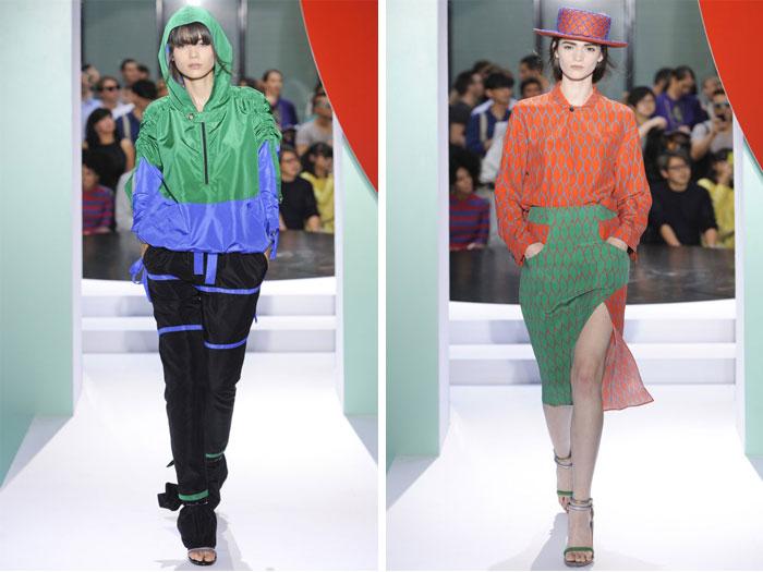 Kenzo Spring 2012 | Paris Fashion Week