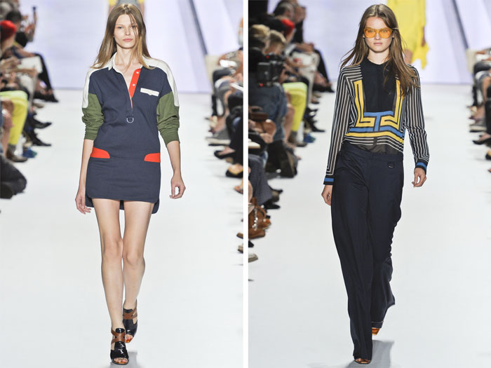 Lacoste Spring 2012  | New York Fashion Week