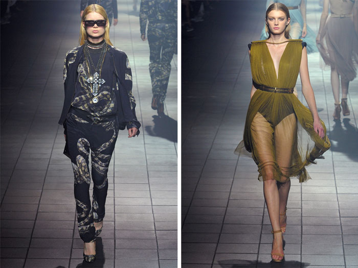 Lanvin Spring 2012 | Paris Fashion Week