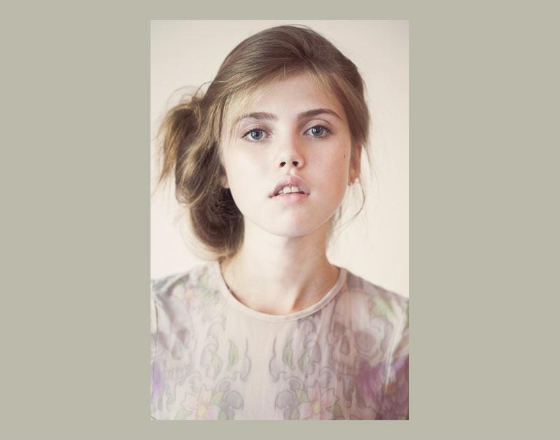 Fresh Face | Leyla Erdman by Wesley Stringer
