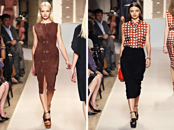 Loewe Spring 2012 | Paris Fashion Week