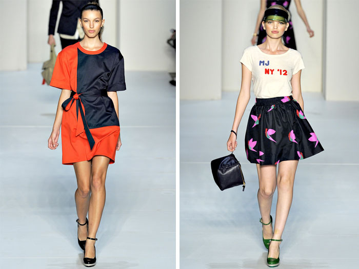 Marc by Marc Jacobs Spring 2012  | New York Fashion Week