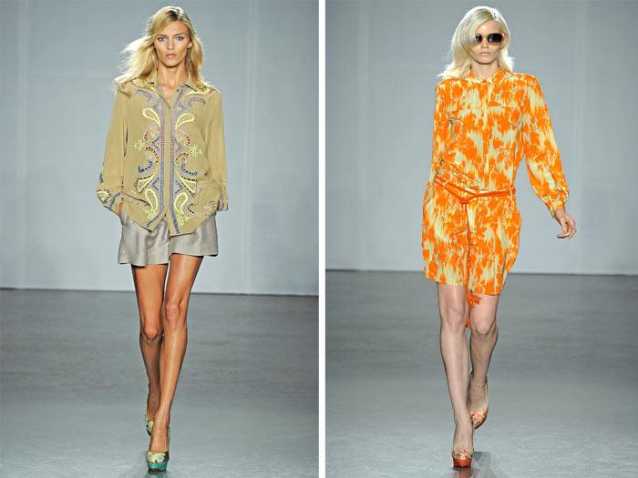 Matthew Williamson Spring 2012 | London Fashion Week