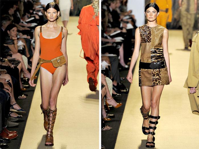 Michael Kors Spring 2012 | New York Fashion Week