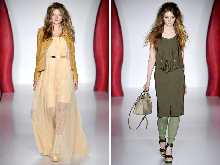 Mulberry Spring 2012 | London Fashion Week