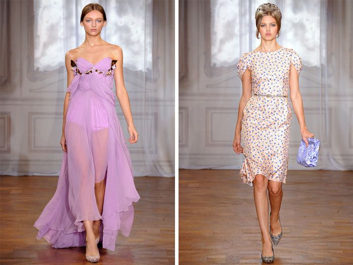 Nina Ricci Spring 2012 | Paris Fashion Week