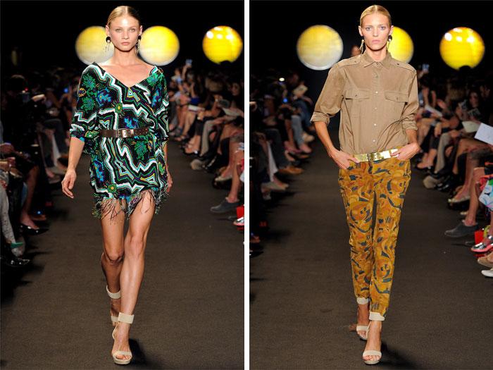 Paul & Joe Spring 2012 | Paris Fashion Week