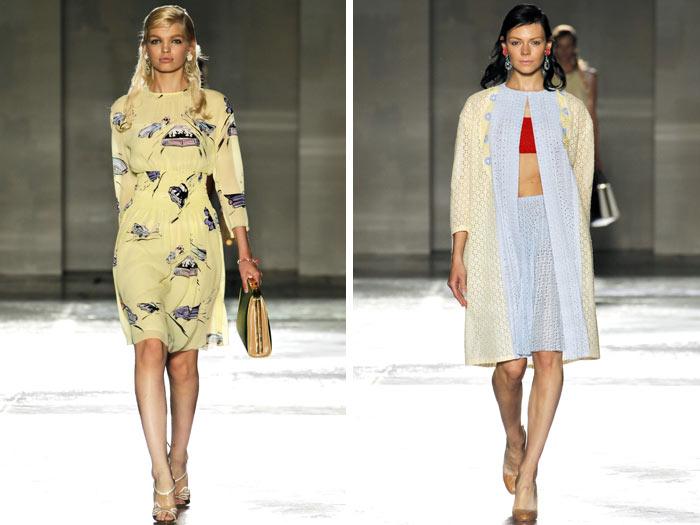 Prada Spring 2012 | Milan Fashion Week