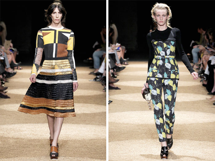 Proenza Schouler Spring 2012 | New York Fashion Week