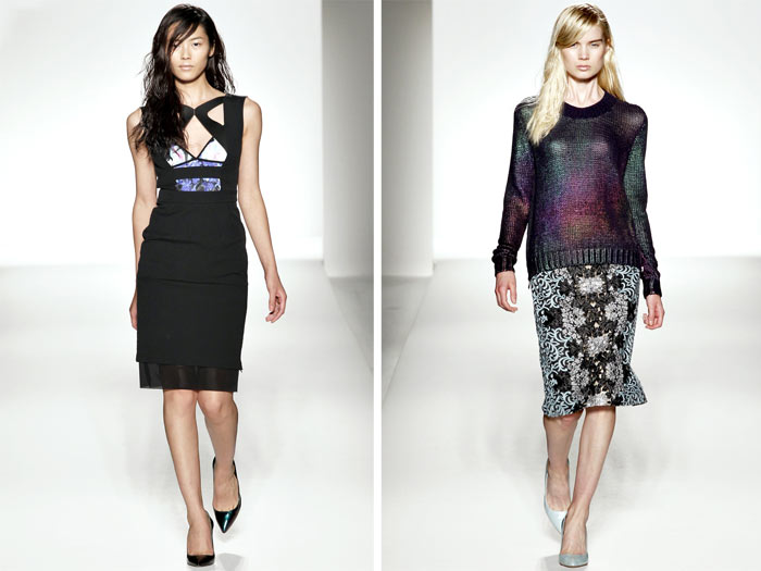 Sportmax Spring 2012 | Milan Fashion Week