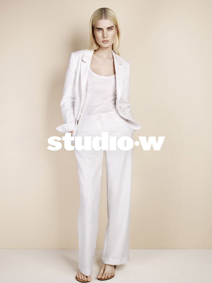 Studio.W Fall 2011 Campaign | Elsa Sylvan by Nagi Sakai