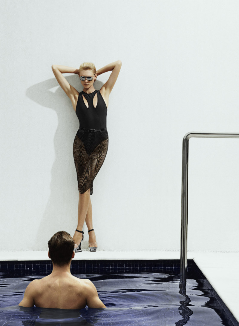 Shirley Mallmann by Zee Nunes for Harper's Bazaar Brazil
