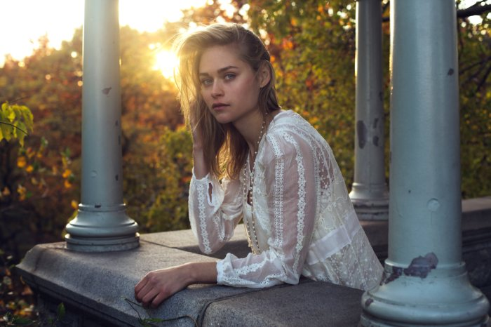 Portrait | Celestine Rioux by Nikolai de Vera