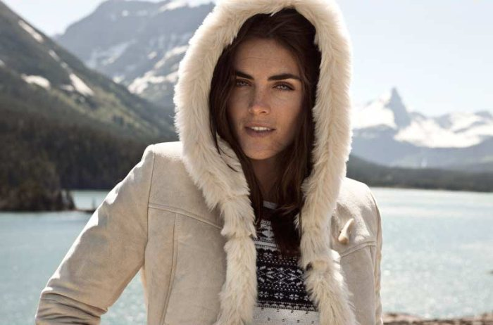 Hilary Rhoda, Julia Stegner & Ieva Laguna for H&M November 2011 Campaign by Asa Tallgard
