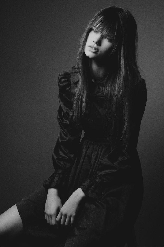 Portrait   Kelly Mittendorf by Matthew Priestley