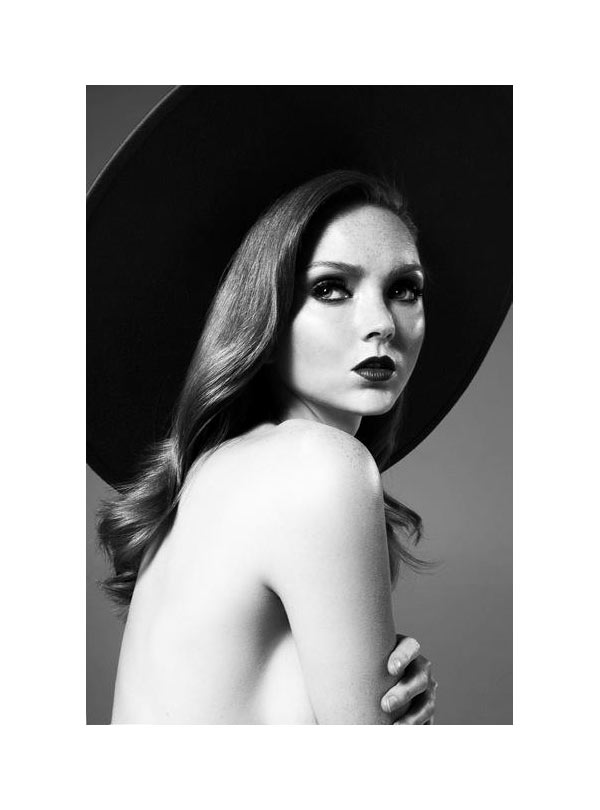 Portrait | Lily Cole by Damon Baker
