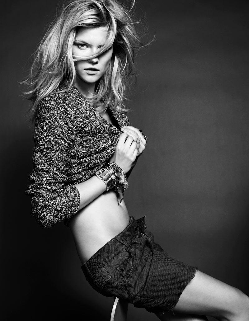 Kasia Struss & Bambi Northwood-Blyth for SET Spring 2012 Lookbook