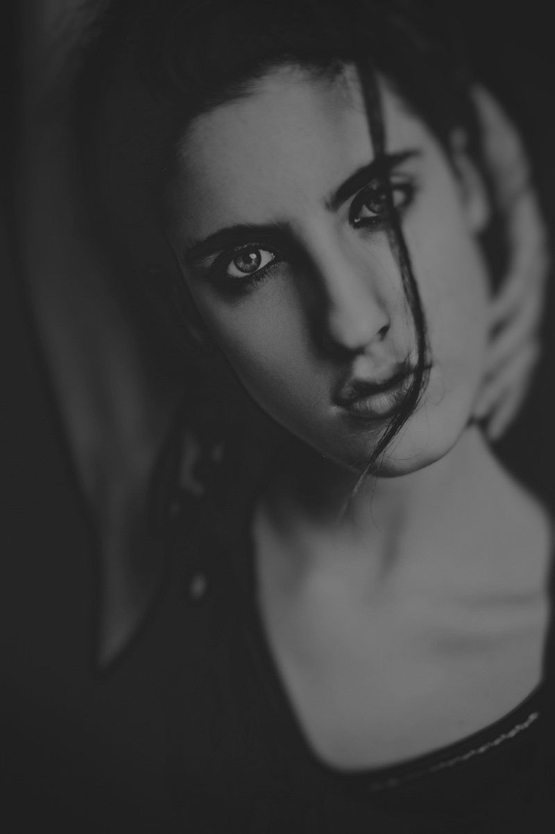 Fresh Face | Amanda Moreno by Mathieu Vladimir Alliard