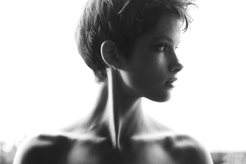 Fresh Face | Benthe by Fabio Abecassis