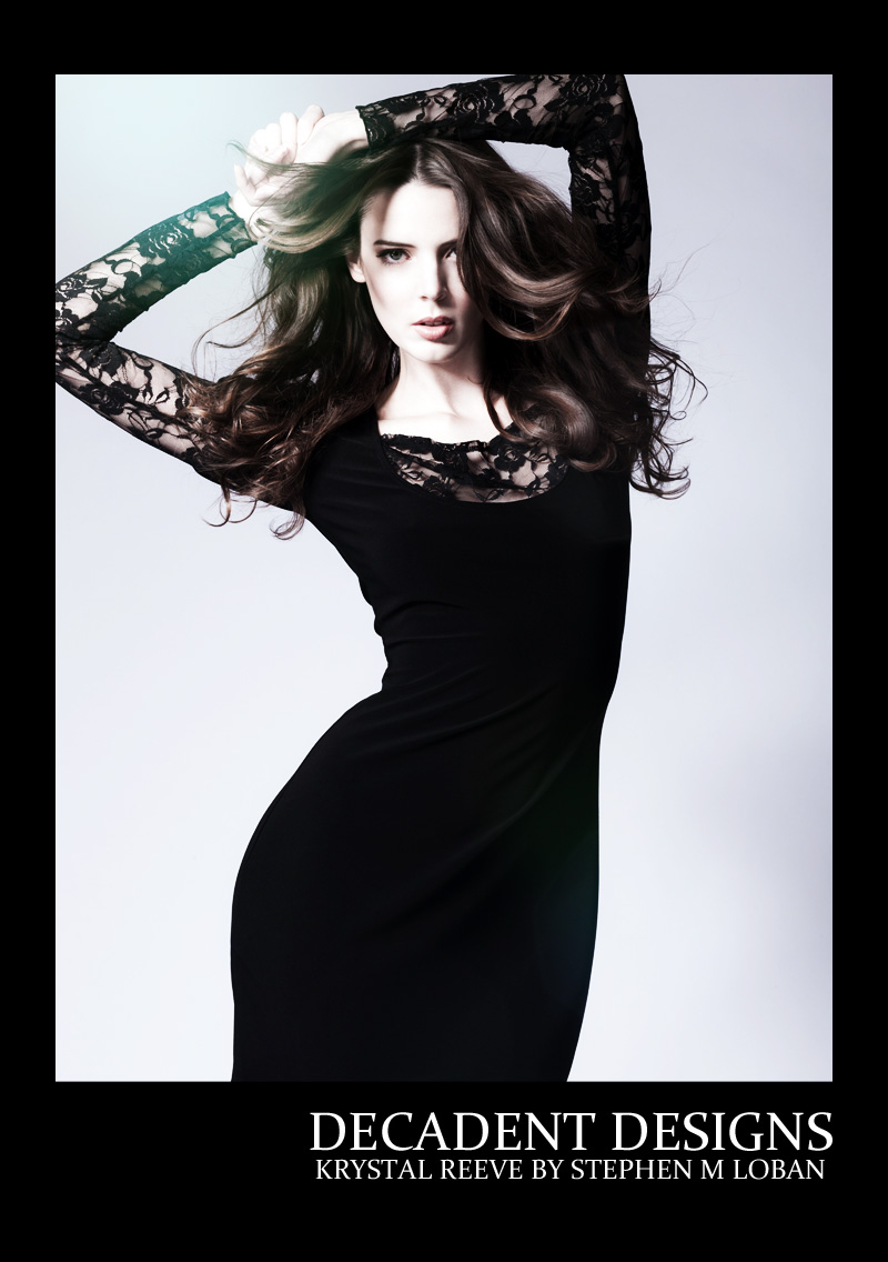 Decadent Designs | Krystal Reeve by Stephen M Loban