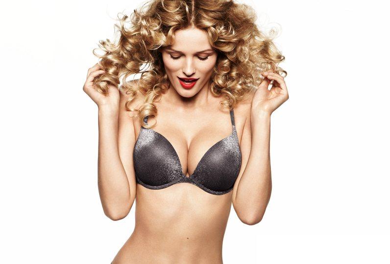 "Edita Vilkeviciute for H&M ""Super Push"" Campaign + Film"