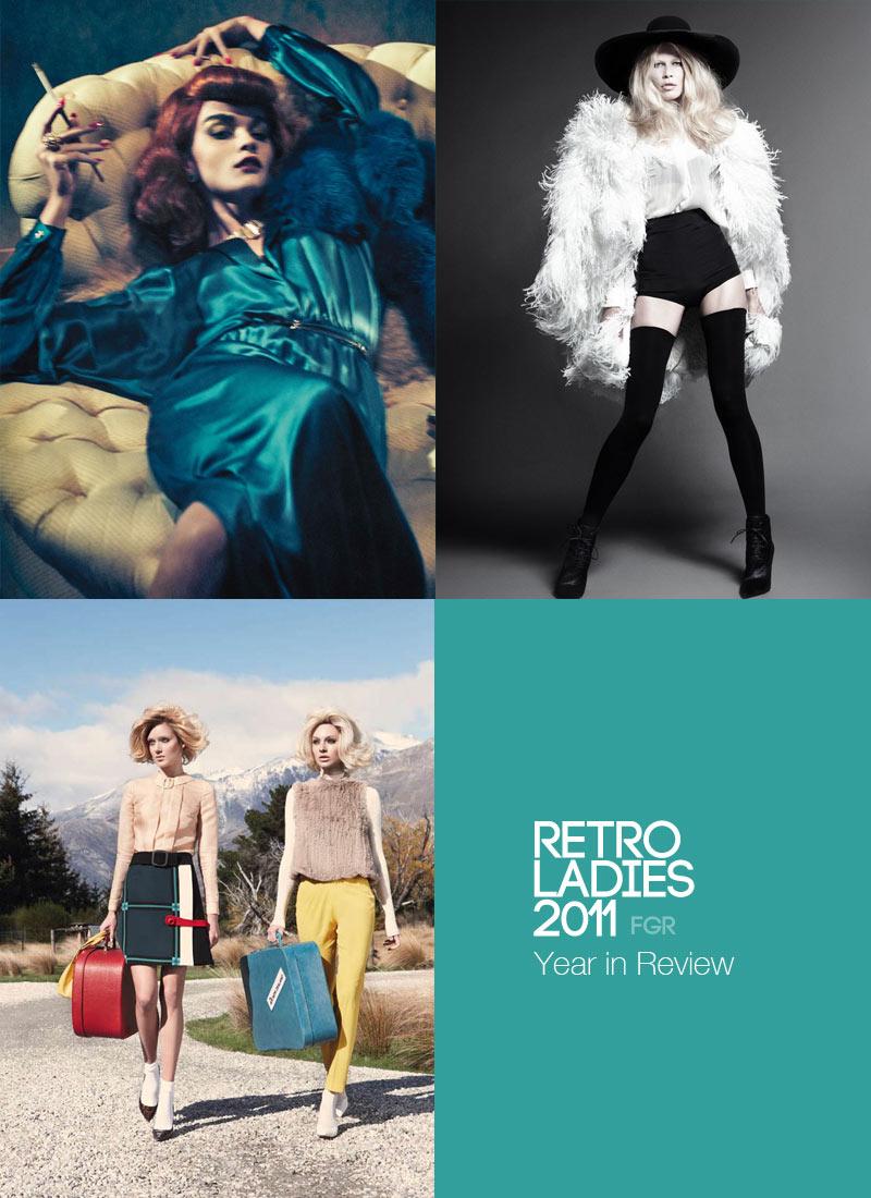 12 retro vixens from 2011