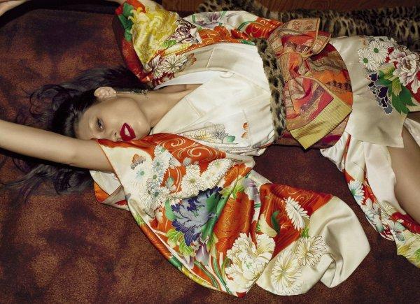 Morning Beauty | Bianca Balti by Camilla Akrans