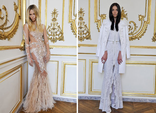 Givenchy   Paris Haute Couture Fall 2010