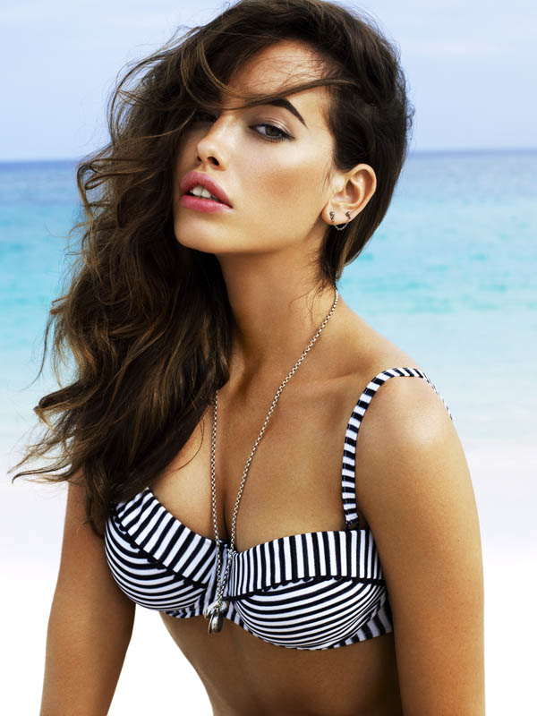 Sarah Stephens for Seafolly S/S 2011 Campaign