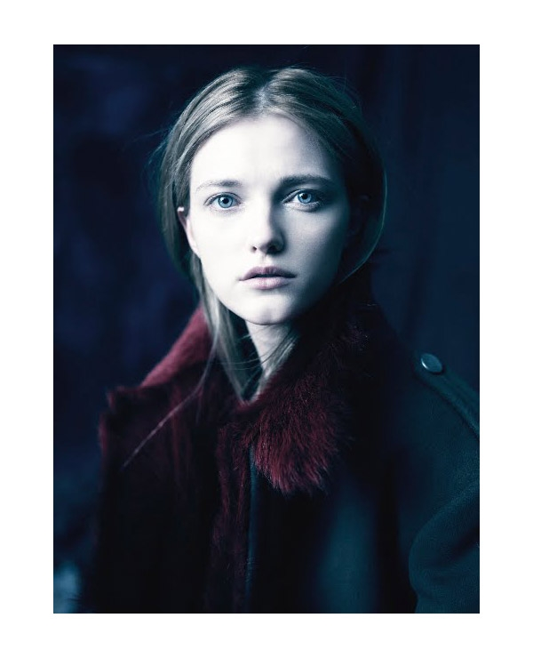 Portrait | Vlada Roslyakova by Paolo Roversi