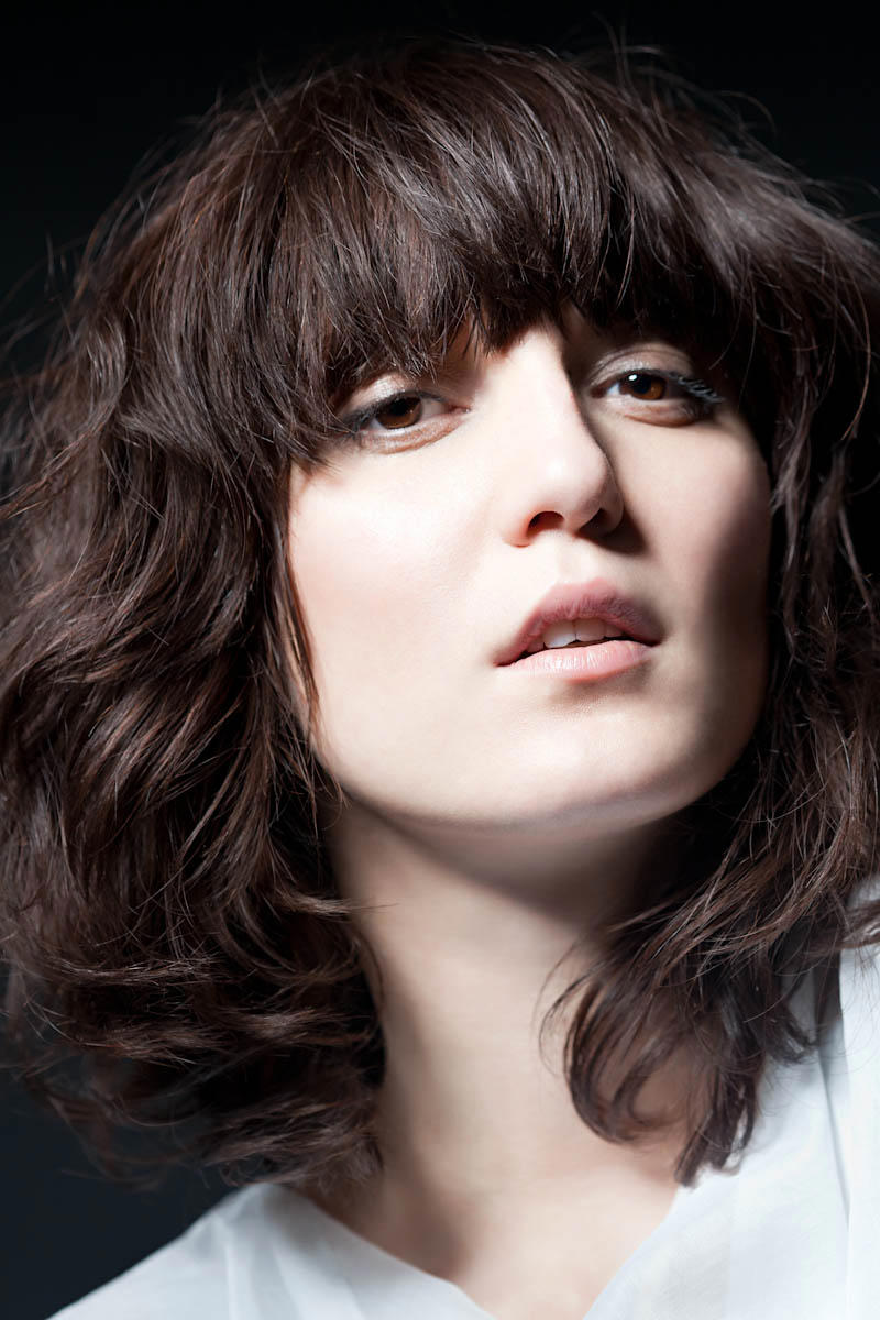 Philippe Dubuc for Icone Simons Spring 2011 Campaign   Irina Lazareanu by Martin Rondeau