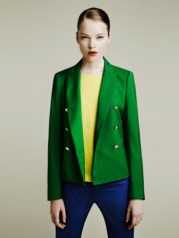 Zara April 2011 Lookbook