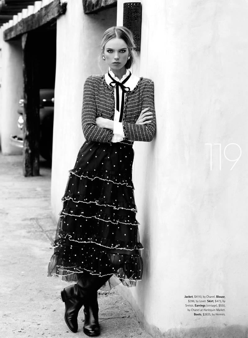 Aurelia by Carlotta Moye for Madison Australia May 2011