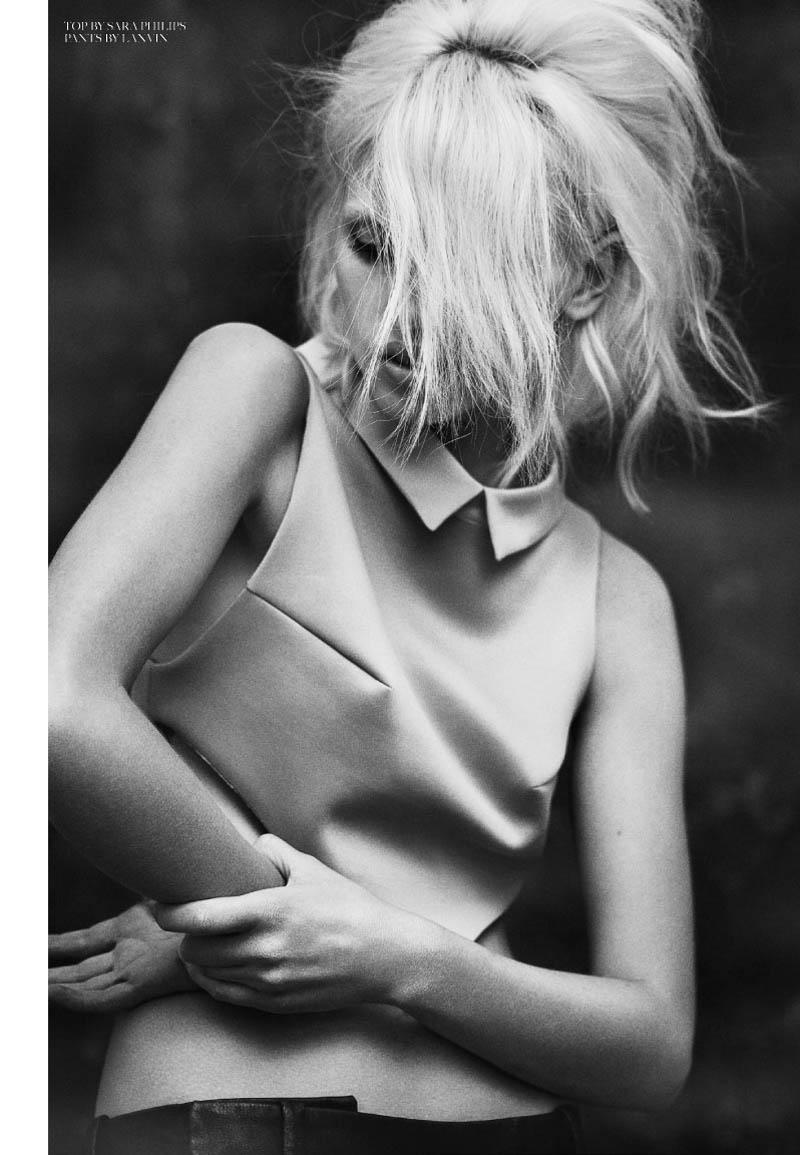 Anja Konstantinova by Matthew Webb for Fashion Gone Rogue