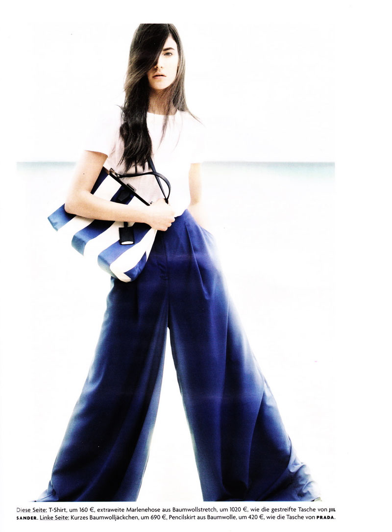 Jacquelyn Jablonski by Knoepfel & Indlekofer for Vogue Germany May 2011