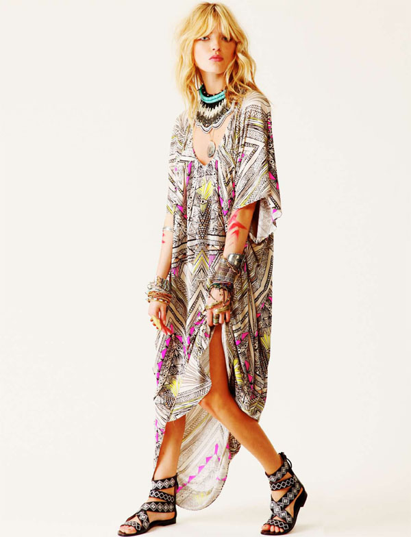 "Free People ""Primal Scream"" Collection"