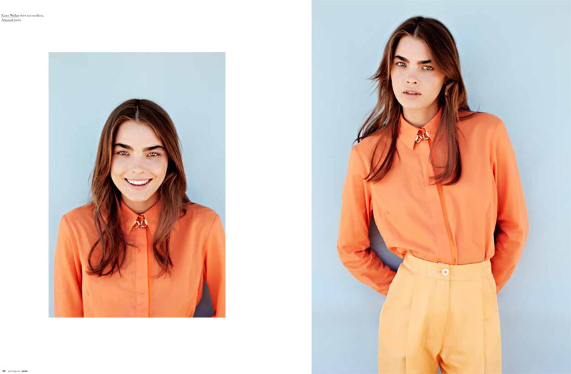 Bambi Northwood-Blyth for Oyster #92 by Bec Parsons