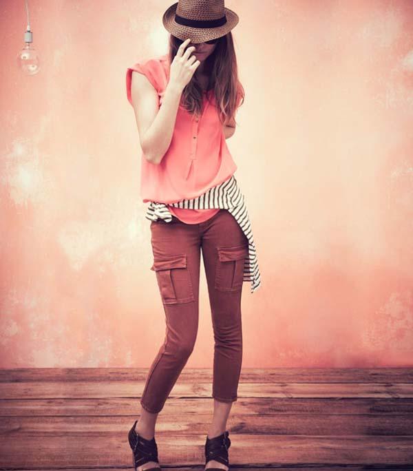 Behati Prinsloo for Madewell Looks We Love May 2011