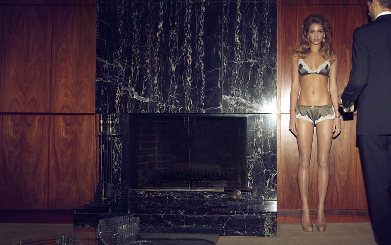 Blush Fall 2011 Campaign by Max Abadian
