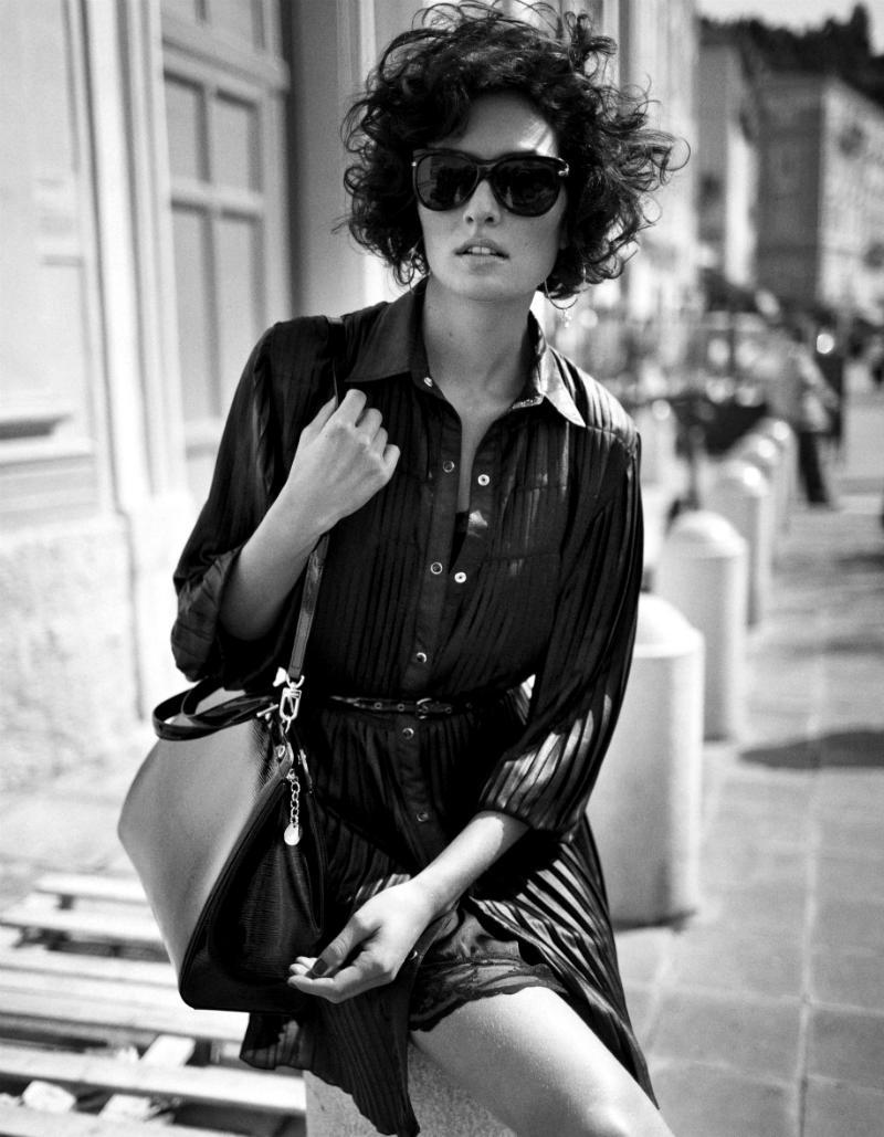 Solange Wilvert by Jacques Dequeker for Iguatemi Magazine