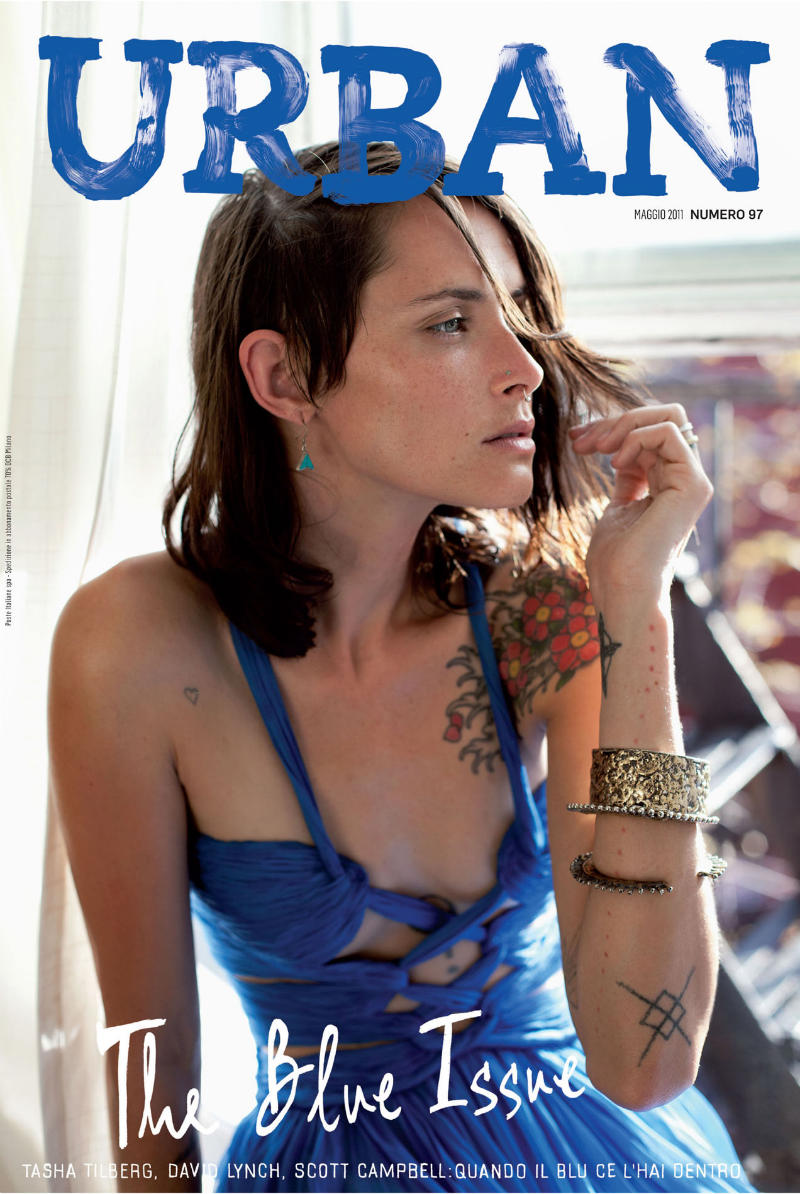 Tasha Tilberg by Peter Ash Lee for Urban May 2011