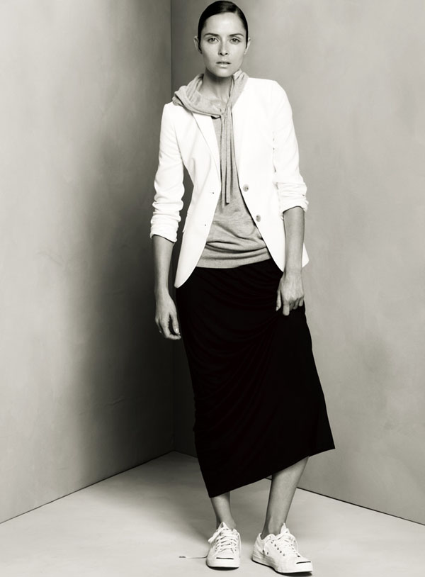 Tasha Tilberg for J. Crew Collection
