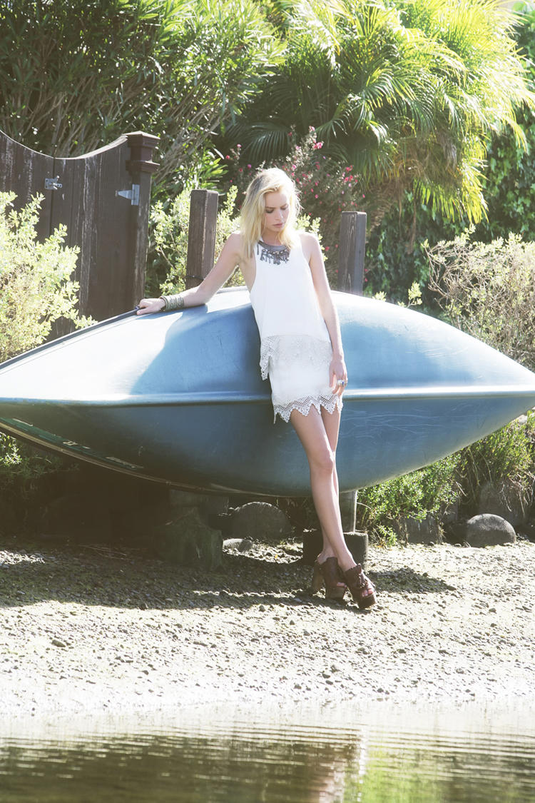 Stone Cold Fox 2011 Collection: Alexandra Spencer by Jason Lee Parry